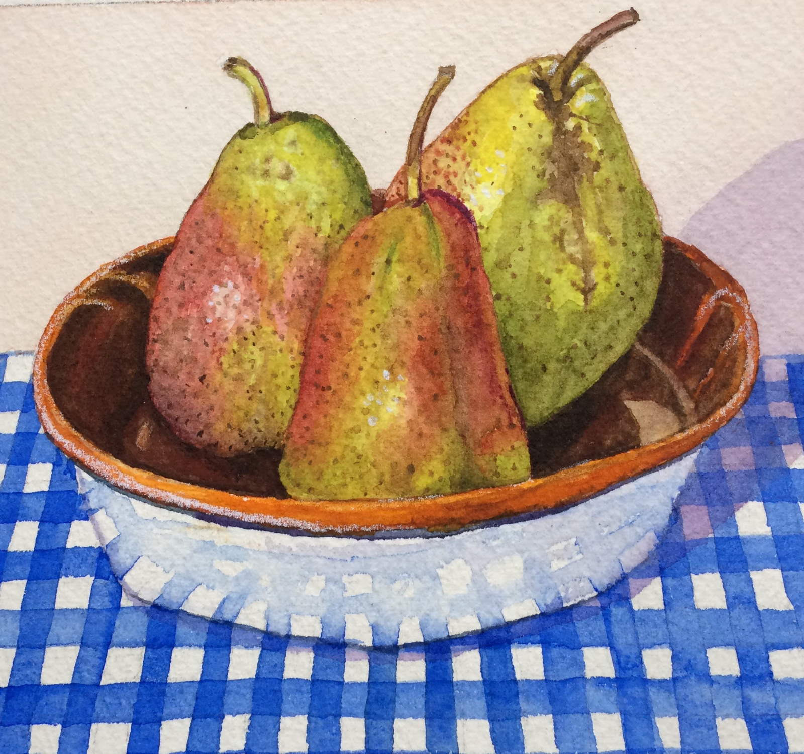 Forelle pears -sold