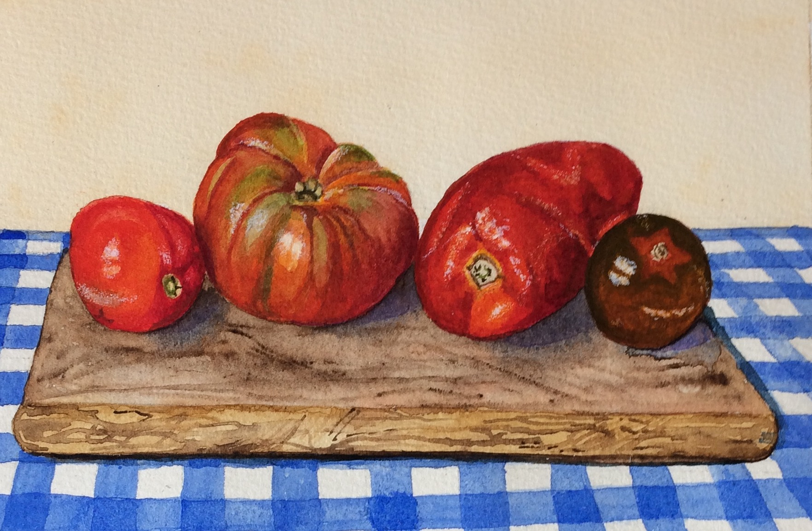 Tomatoes - sold