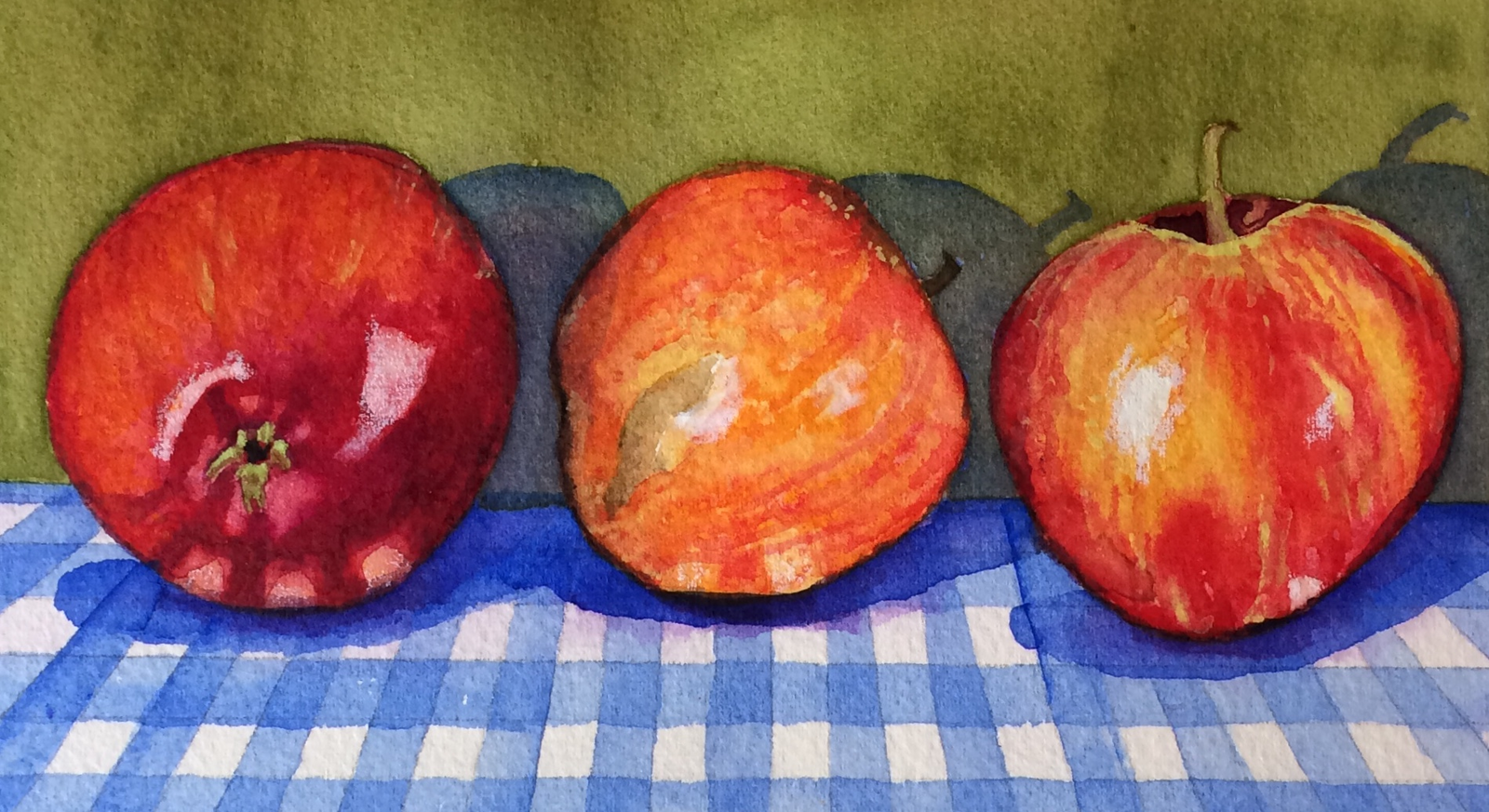 Apples - sold
