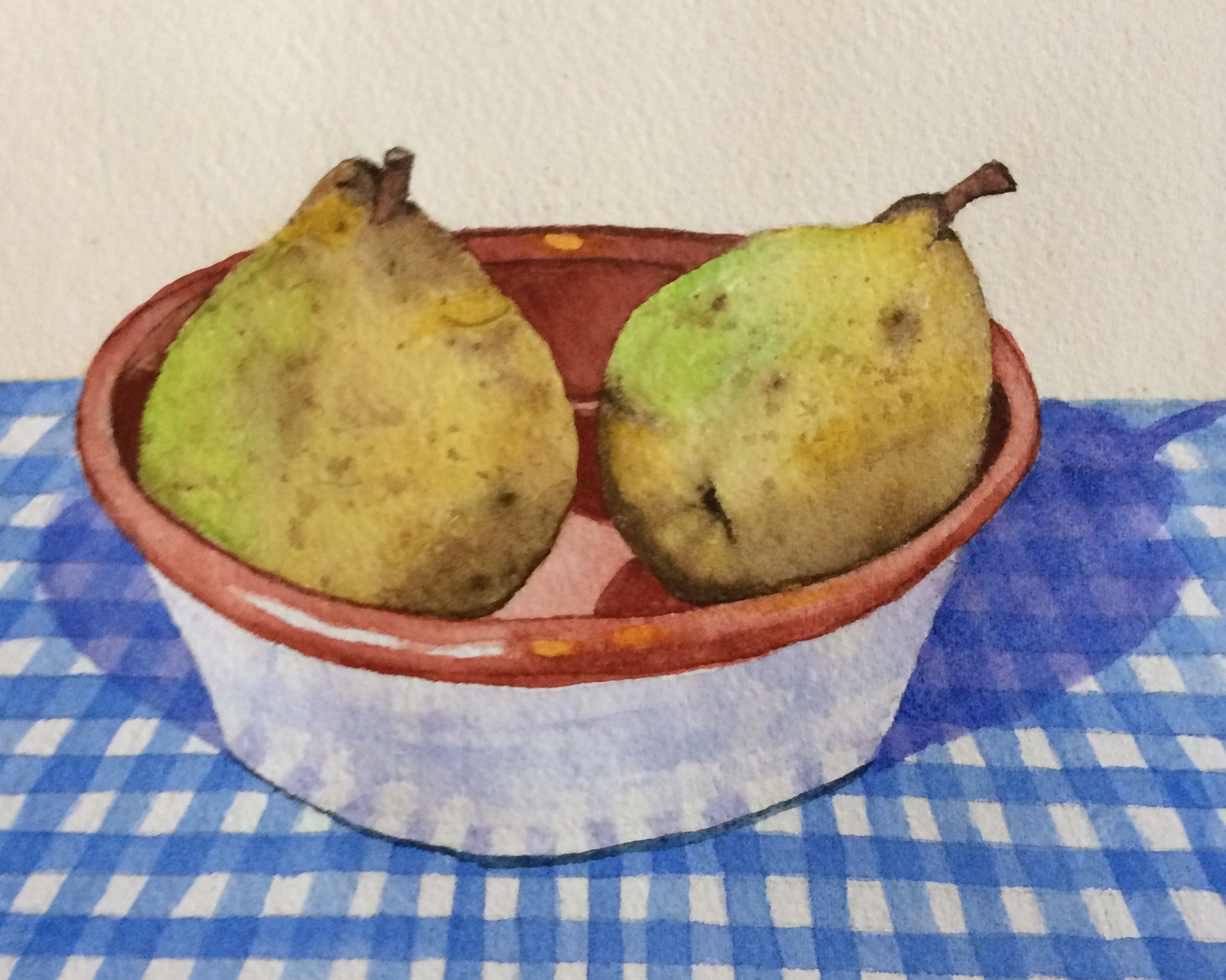 Pears ripening - sold