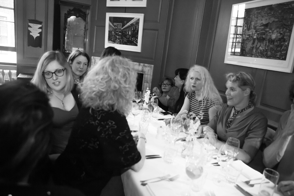 Prize giving dinner at Blacks Club, London