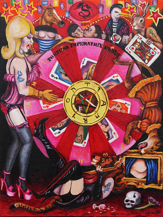 Buy art The Wheel of Fortune