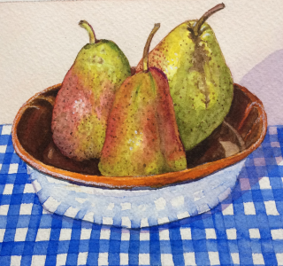 Buy art Forelle pears