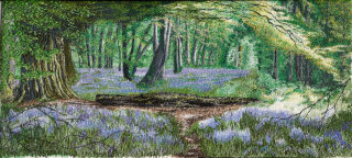 Buy art Bluebells Wood